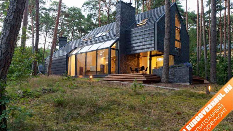 Фото частных домов.