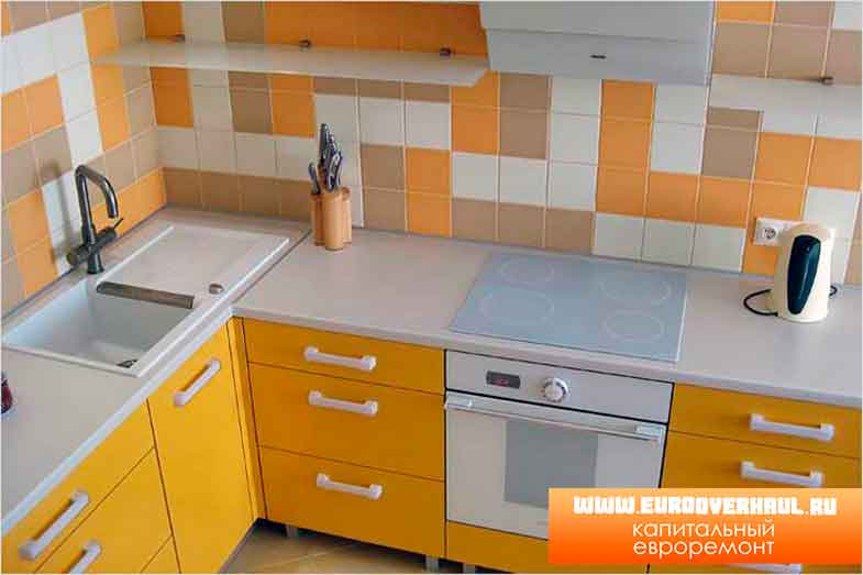 Как сделать кухонный гарнитур своими руками